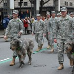 New York National Guard's 'Fighting 69th' leads world's largest St. Patrick's Day parade