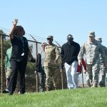 Army Reserve Soldiers and Civilians Walk for Sexual Assault Awareness