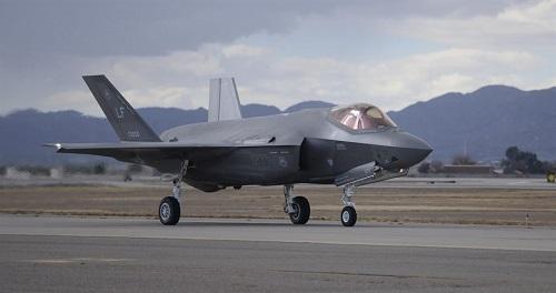 F-35 Program Accelerating