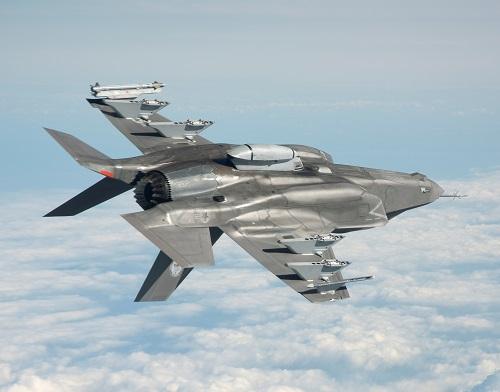 Choosing Next F-35A Sites