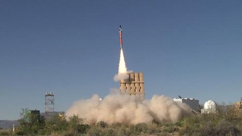 Interceptor Launch Platform