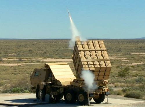 Miniature Hit-to-Kill Missile