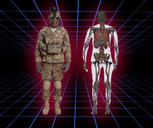3-D Soldier Avatars