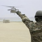 Special Forces Support Soldiers Participate in Sling-Load Operations