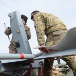 2nd Cavalry Regiment launches RQ-7B Shadow in Estonia