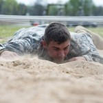 Newly Enlisted Soldiers Define Teamwork During Warrior Challenge