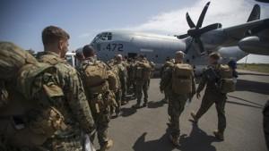 Crisis Response Marines