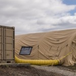 Minimized Logistics Habitat Unit Saves Energy, Preserves Quality of Life