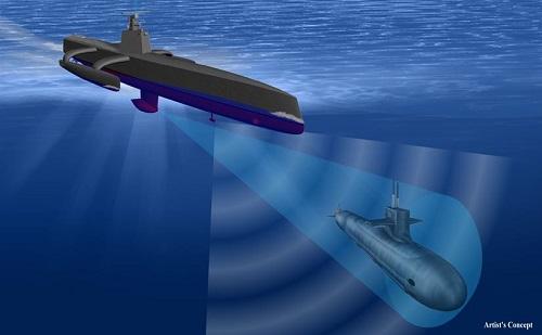 New Class of Sea Vessel
