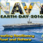Navy Promotes Resiliency Afloat and Ashore for Earth Day