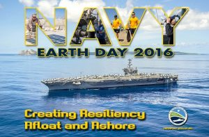 Navy Earth Day