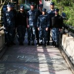 Chalking the Word on Sexual Assault Awareness and Prevention at Naval Hospital Bremerton