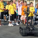 Robotics Help Explosive-Handling Marines Reduce Risk