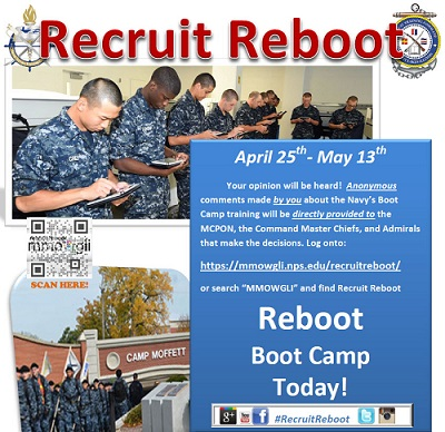 Recruit Reboot War Game