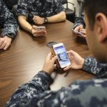 Navy Training Launches New Course and App for LifeSkills