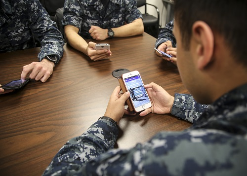 Navy Training Launches New Course and App