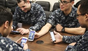 Navy COOL Mobile App