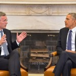 President, NATO Secretary General Discuss Alliance Issues