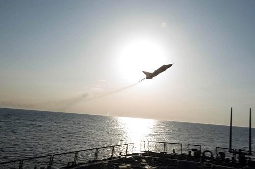 Aggressive Russian Aircraft
