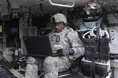 DoD CIO Discusses Modernizing Networks