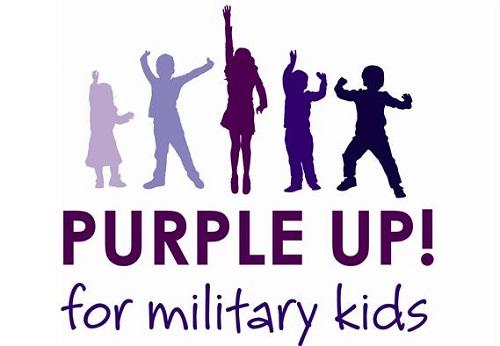 Recognize Military Children
