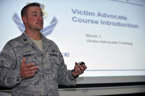 Air Force Report on Sexual Assault