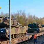 US Tanks and Bradleys Back in Poland for Atlantic Resolve Mission