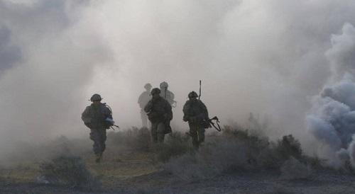 Ghost Brigade Soldiers