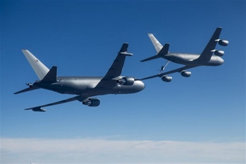 KC-46A Testing Missions
