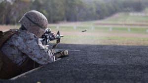 Marine Corps Shooting Team