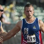 Maryland Air Guard Member Earns Track Medals at Invictus Games