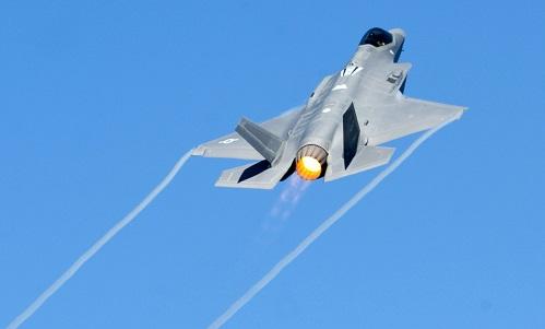 F-35 Lightning II Undergraduate Pilot Curriculum