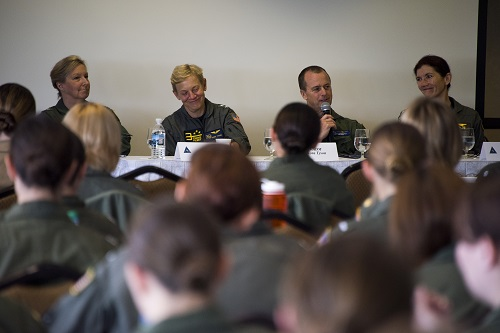 Female Aviator Career Training Symposium