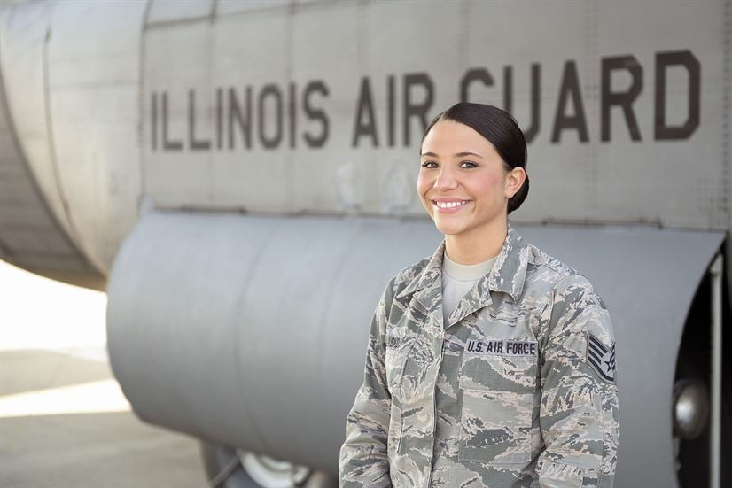 Air Guard Recruiter
