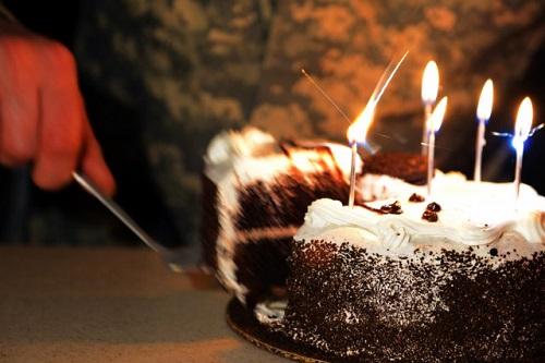 Earn Your Cake
