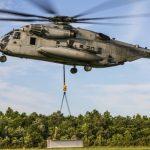 External Lifts Expand HMHT-302's Capabilities