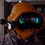 Navy Engineers Develop Futuristic Next Generation HUD for Diving Helmets