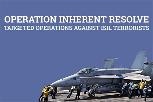 Counter-ISIL Strikes