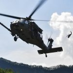 Airmen Practice Rescuing Downed Pilots in Pacific Thunder 16-2