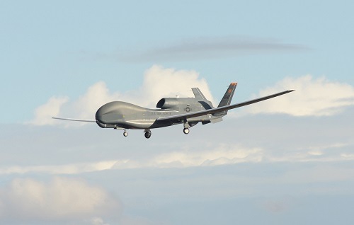 Global Hawk Pilot Training