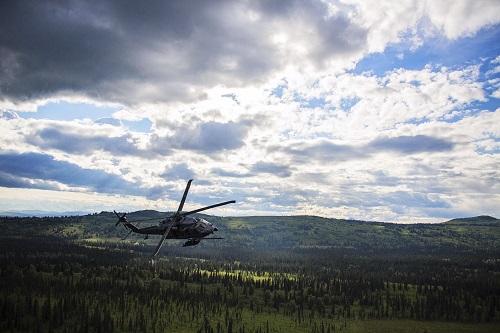 Air National Guard Saves Hiker