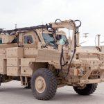 Mine-Resistant Combat Vehicle