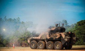 Armored Vehicle Prototype