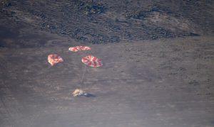 NASA Parachute Drop