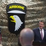 Carter Offers Details on Troop Deployment and Iraq Campaign