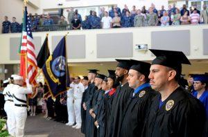 Sailors Taking Fall Classes