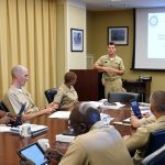 EBOA Returns to the Navy's Only Boot Camp
