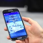 Carderock Division SEAP Intern Develops Smartphone Application for Sailors