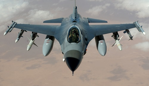 F-16 Training Squadrons