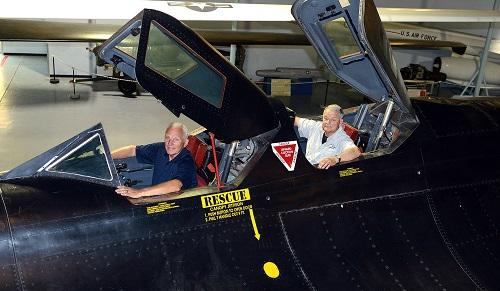 SR-71Blackbird